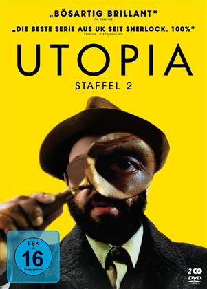 Utopia - Staffel 2 (2 DVDs)