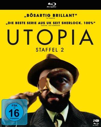 Utopia - Staffel 2 (2 Blu-rays)