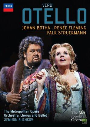 Metropolitan Opera Orchestra, Semyon Bychkov, … - Verdi - Otello (Decca)