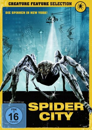 Spider City (2013) (Creature Feature Selection)