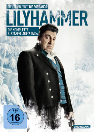 Lilyhammer - Staffel 3 (2 DVDs)