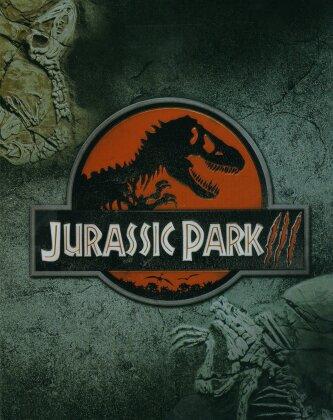 Jurassic Park 3 (2001) (Steelbook)