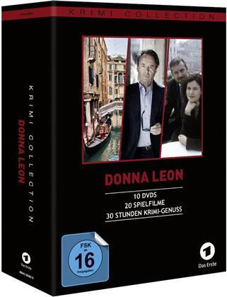 Donna Leon - Krimi Collection (10 DVDs)