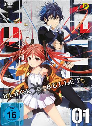 Black Bullet - Staffel 1 Vol. 1 (Digibook, Limited Edition, 2 DVDs + CD)