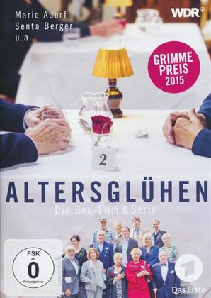 Altersglühen - Die Box - Film & Serie (3 DVDs)