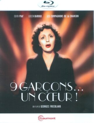 9 garçons... un coeur ! (1948) (Collection Gaumont Découverte, s/w)