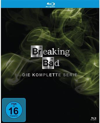 Breaking Bad - Die komplette Serie (Digistack & Schuber) (15 Blu-rays)