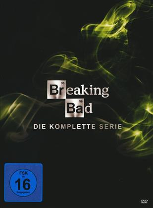 Breaking Bad - Die komplette Serie (Digistack & Schuber) (21 DVDs)
