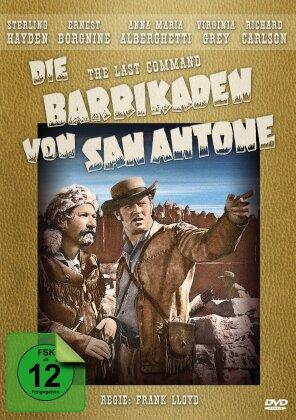 Die Barrikaden von San Antone (1955)