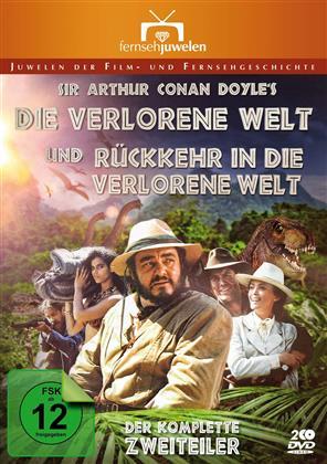 Die verlorene Welt / Rückkehr in die verlorene Welt (Filmjuwelen, 2 DVDs)