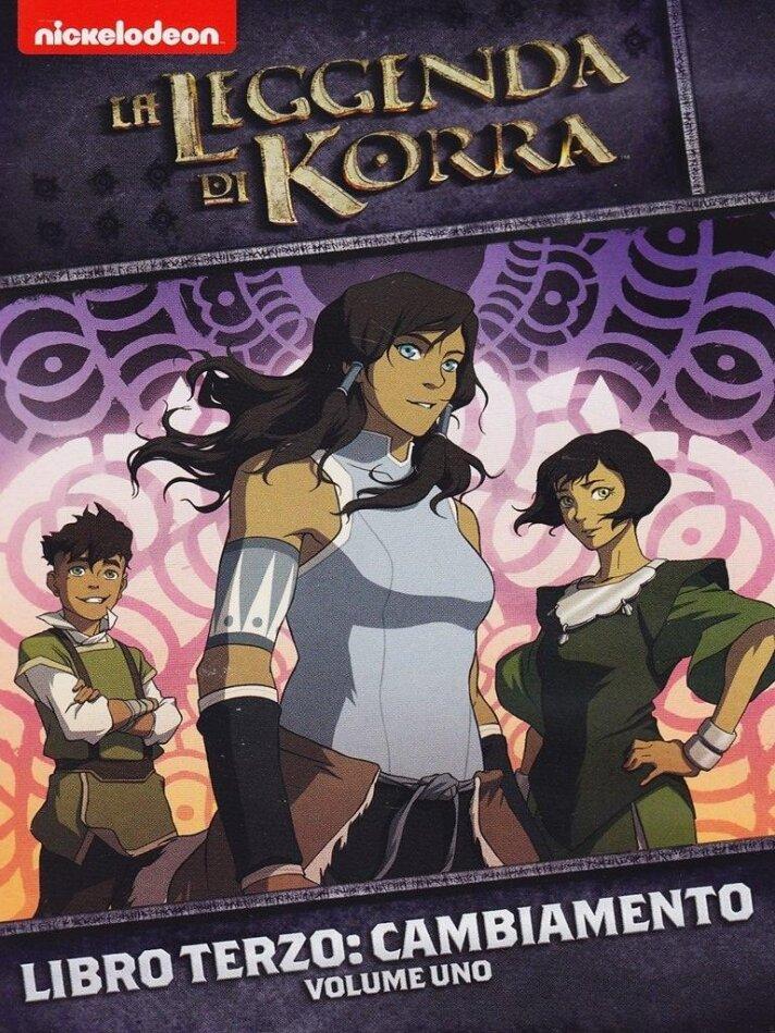 La leggenda di Korra - Libro 3: Cambiamento - Vol. 1