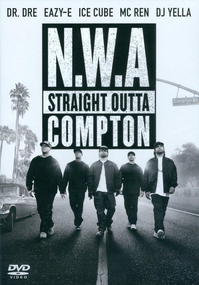 N.W.A. - Straight Outta Compton (2015)