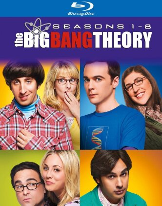 The Big Bang Theory - Season 1 - 8