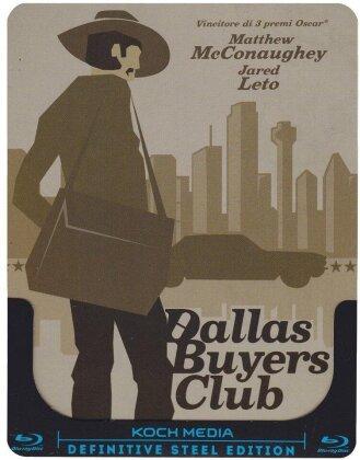 Dallas Buyers Club (2013) (Limited Edition, Steelbook)