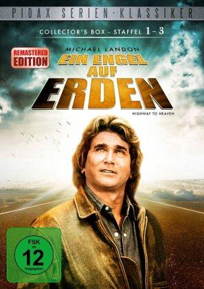 Ein Engel auf Erden - Staffel 1-3 (Pidax Serien-Klassiker, Collector's Edition, Remastered, 19 DVDs)