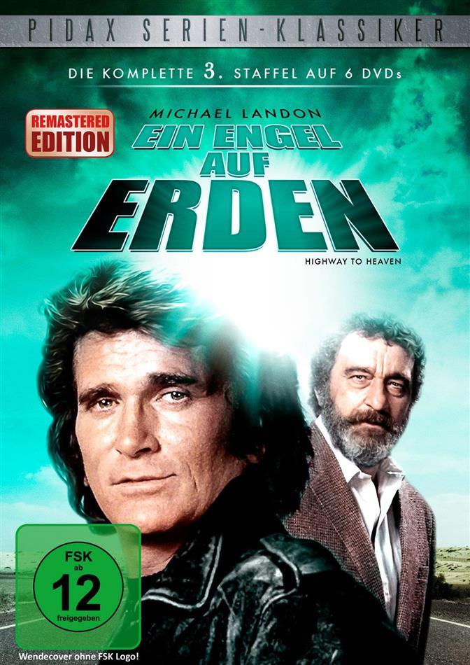 Ein Engel auf Erden - Staffel 3 (Pidax Serien-Klassiker, Remastered, 6 DVDs)