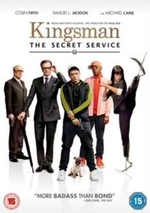 Kingsman - The Secret Service (2014)