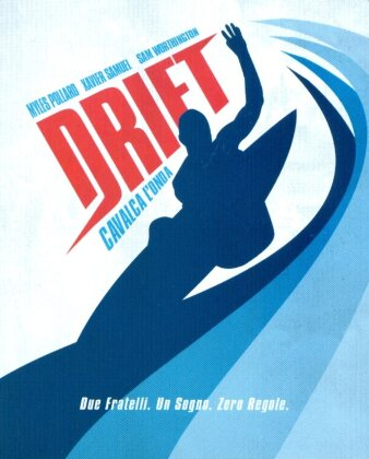 Drift - Cavalcando l'onda (2013) (Limited Edition, Steelbook)