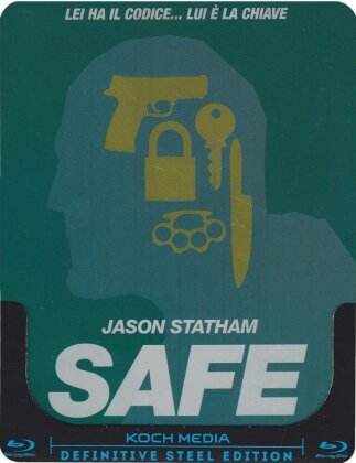 Safe (2012) (Limited Edition, Steelbook)