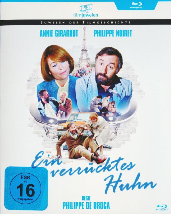 Ein verrücktes Huhn (1978) (Filmjuwelen)
