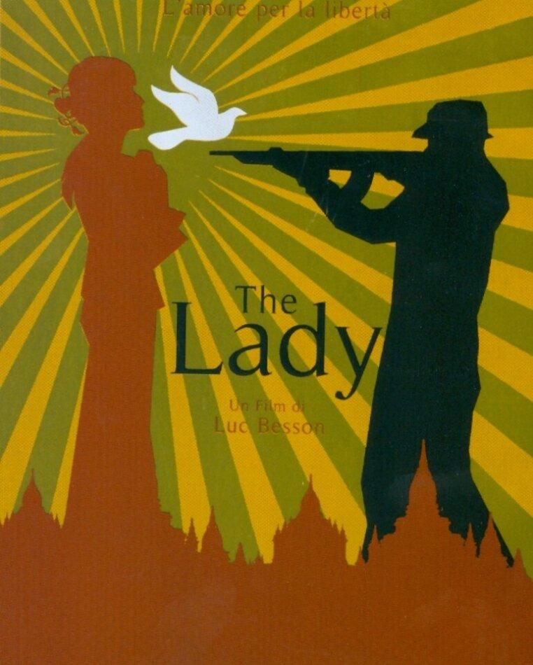 The Lady - L'amore per la libertà (2012) (Edizione Limitata, Steelbook)