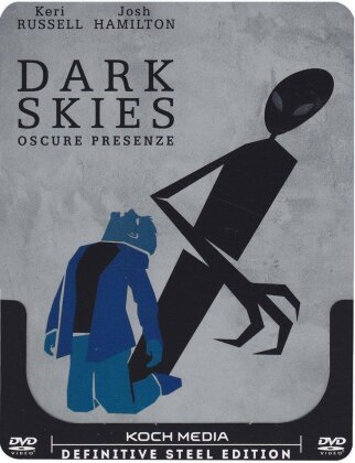 Dark Skies - Oscure presenze (2013) (Limited Edition, Steelbook)