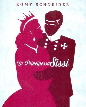 La Principessa Sissi (Edizione Limitata, Versione Rimasterizzata, Steelbook)