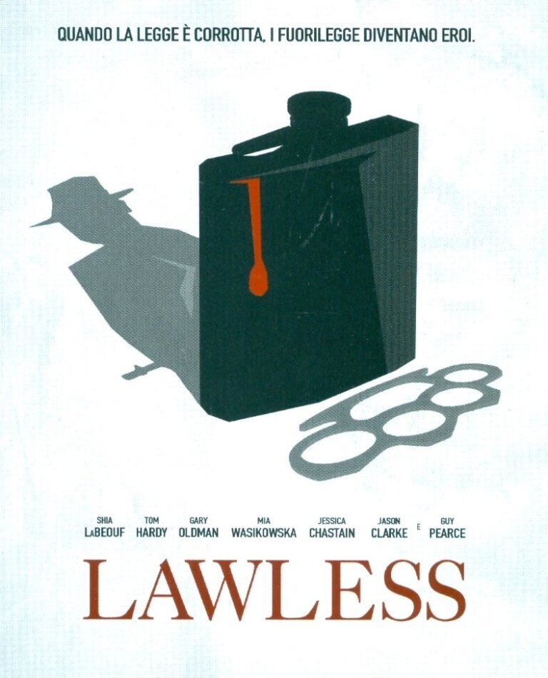 Lawless (2012) (Limited Edition, Steelbook)