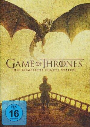 Game of Thrones - Staffel 5 (5 DVDs)