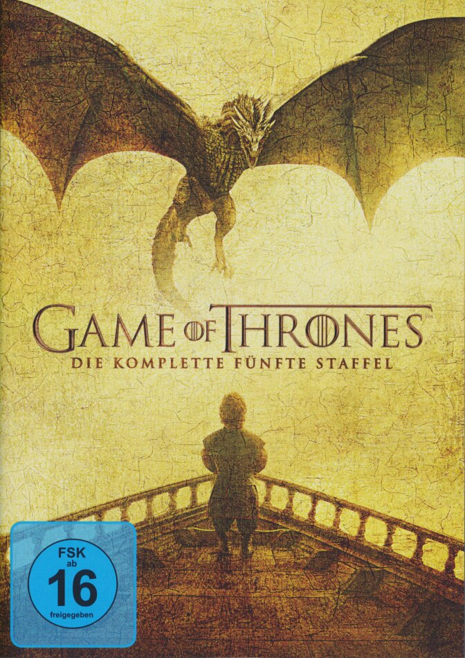 Game of Thrones - Staffel 5 (5 DVDs)