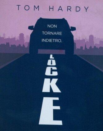 Locke (2013) (Edizione Limitata, Steelbook)