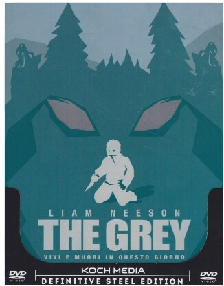 The Grey (2011) (Limited Edition, Steelbook)