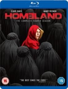 Homeland - Season 4 (4 Blu-rays)