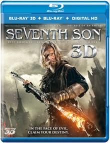 Seventh Son (2014) (Blu-ray + Blu-ray 3D)