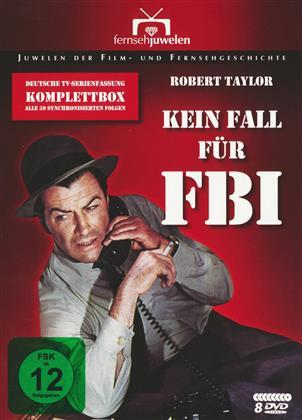 Kein Fall für FBI - Komplettbox (s/w, 8 DVDs)