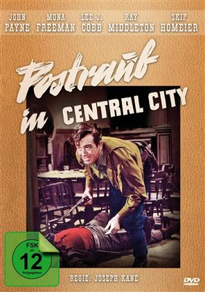 Postraub in Central City (1955)