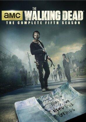 The Walking Dead - Season 5 (5 DVDs)