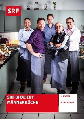 SRF bi de Lüt - Männerküche - Staffel 3