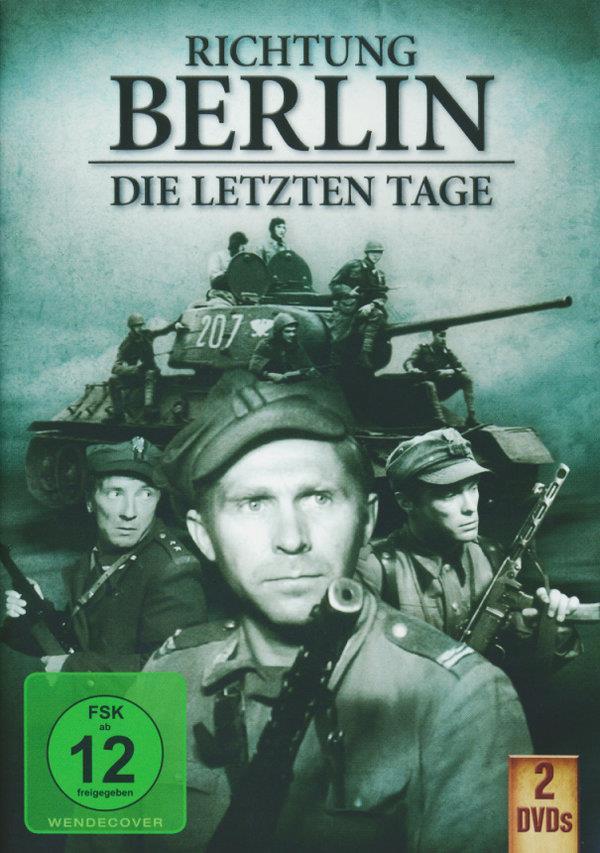 Richtung Berlin / Die letzten Tage (1969) (s/w, 2 DVDs)