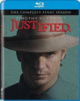 Justified - Season 6 - The Final Season (3 Blu-rays)