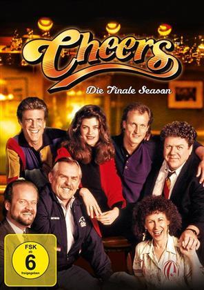 Cheers - Staffel 11 - Die finale Staffel (4 DVDs)