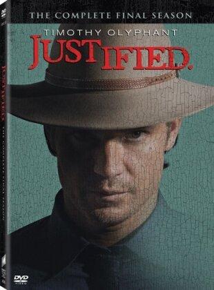 Justified - Season 6 - The Final Season (3 DVDs)
