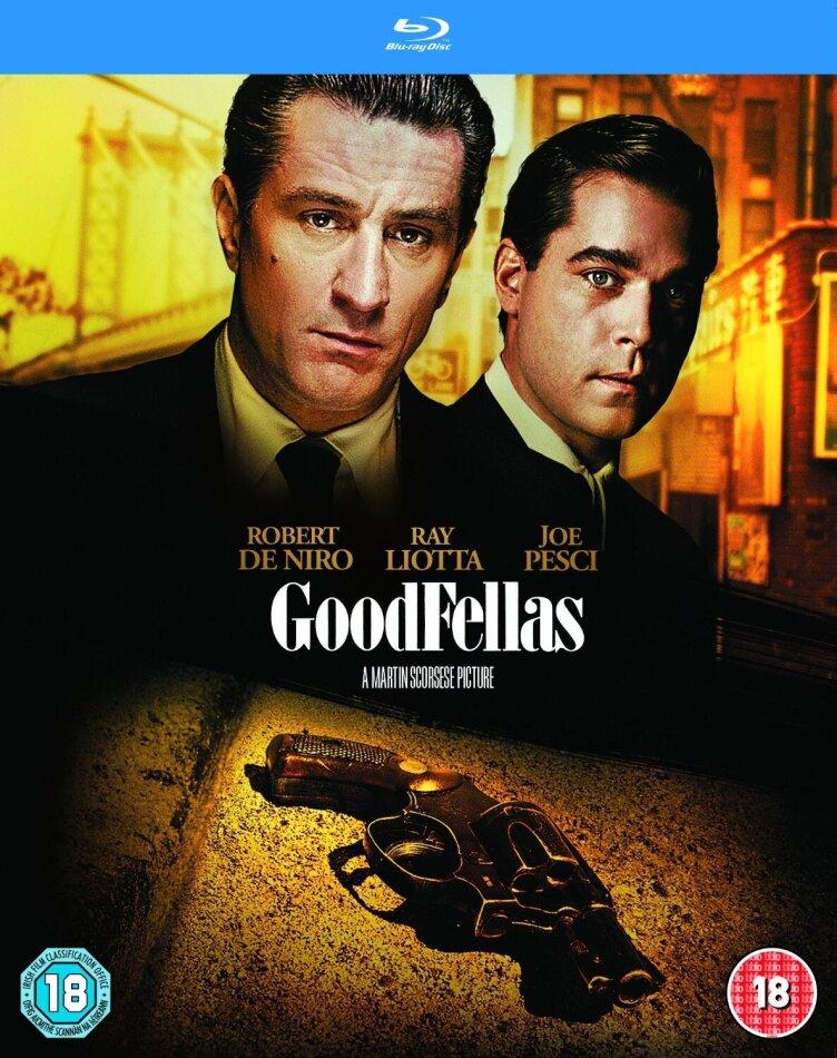 GoodFellas (1990) (Edizione 25° Anniversario, 2 Blu-ray)