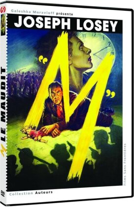 M - le maudit (1951) (Collection Auteurs, s/w)
