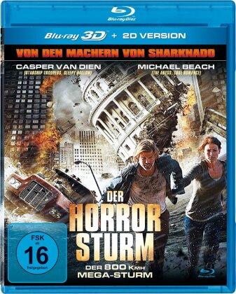 Der Horror Sturm - Der 800 Kmh Mega-Sturm (2013)