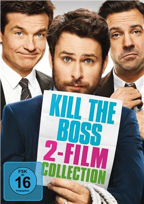 Kill the Boss 2-Film Collection - Kill the Boss / Kill the Boss 2 (2 DVDs)