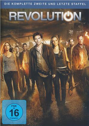 Revolution - Staffel 2 - Die Finale Staffel (5 DVDs)
