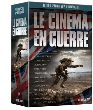 Le cinema en guerre (70th Anniversary Edition, 20 DVDs)