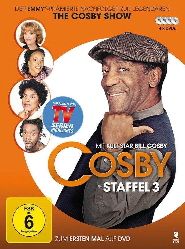Cosby - Staffel 3 (4 DVDs)