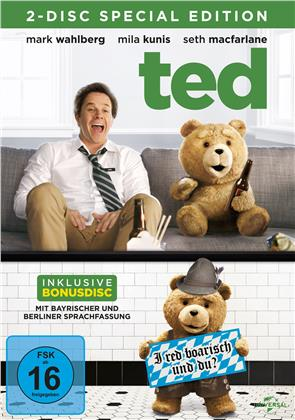 Ted (2012) (Special Edition, 2 DVDs)